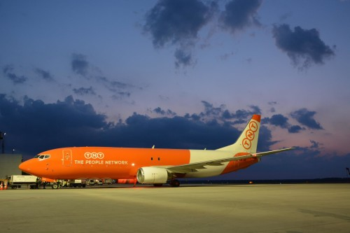 TNT Cargo Katowice Airport