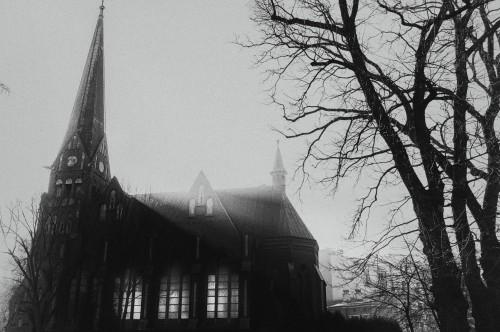 Marcin Szczygieł, Kościół Ewangelicko-Augsburski